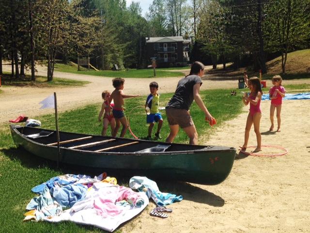 randonn es en canot et en kayak pour jeunes adultes et familles plein air lanaudia. Black Bedroom Furniture Sets. Home Design Ideas